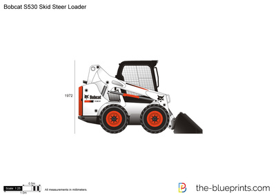 Bobcat S530 Skid Steer Loader