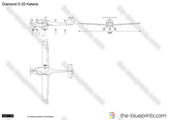 Diamond D-20 Katana