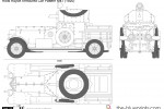 Rolls Royce Armoured Car Pattern Mk.I (1920)
