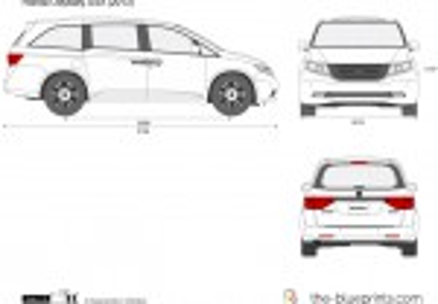 Honda Odyssey USA