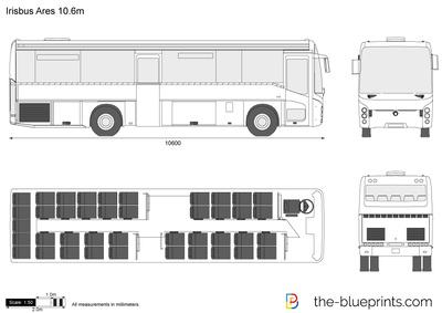 Irisbus Ares 10.6m