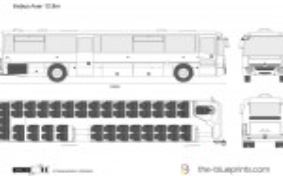 Irisbus Axer 12.8m