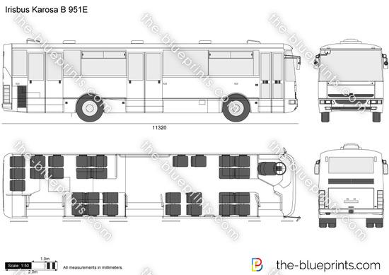 Irisbus Karosa B 951E