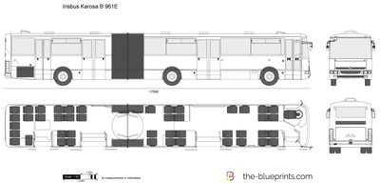 Irisbus Karosa B 961E