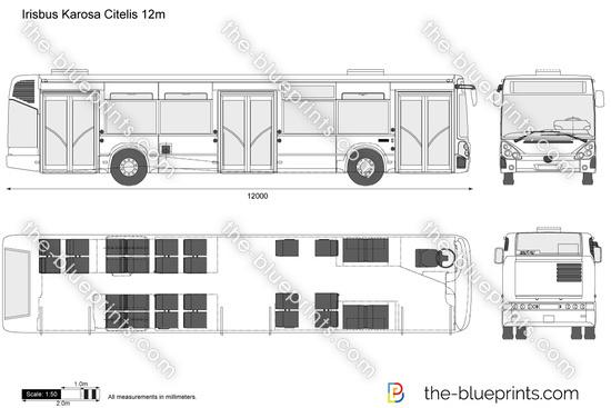 Irisbus Karosa Citelis 12m