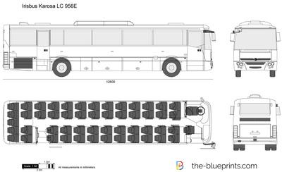 Irisbus Karosa LC 956E