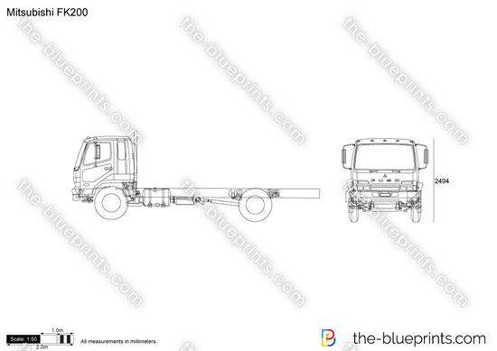 Mitsubishi FK200