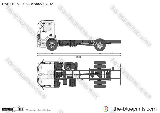 DAF LF 18-19t FA WB4450