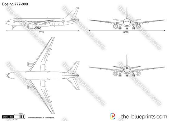Boeing 777-800