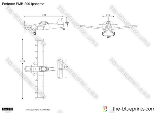 Embraer EMB-200 Ipanema
