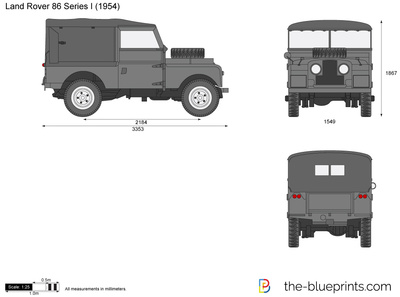 Land Rover 86 Series I