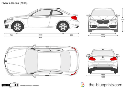 BMW 2-Series Coupe F22