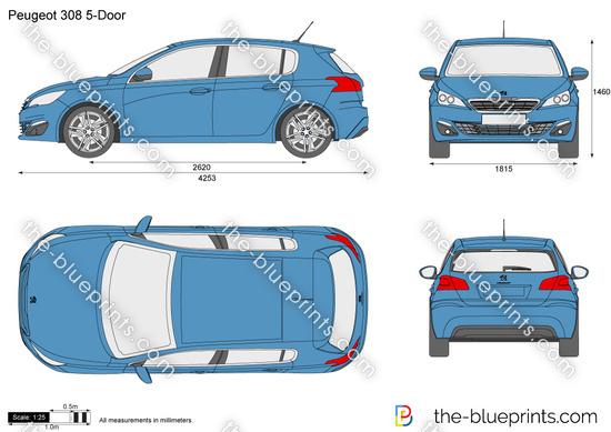 Peugeot 308 5-Door