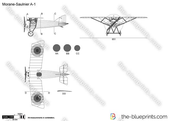 Morane-Saulnier A-1