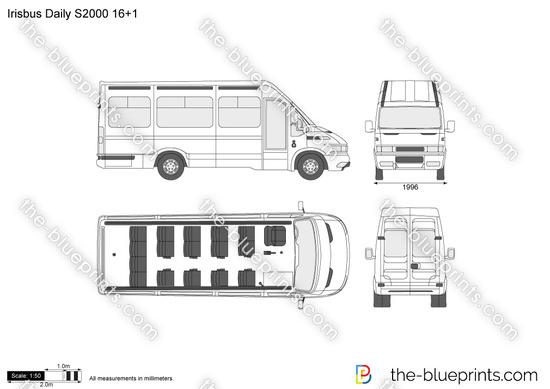 Irisbus Daily S2000 16+1