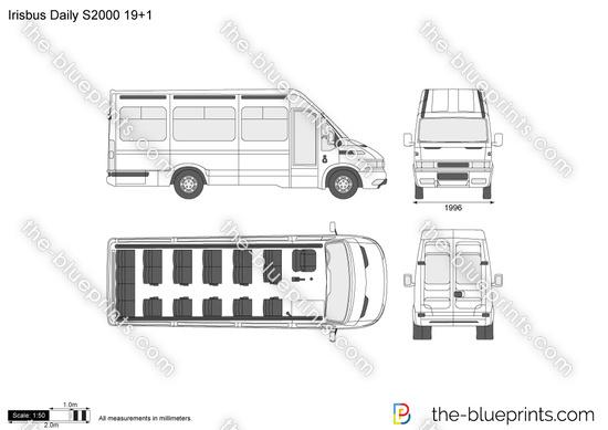Irisbus Daily S2000 19+1
