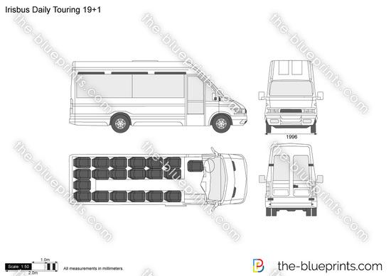 Irisbus Daily Touring 19+1