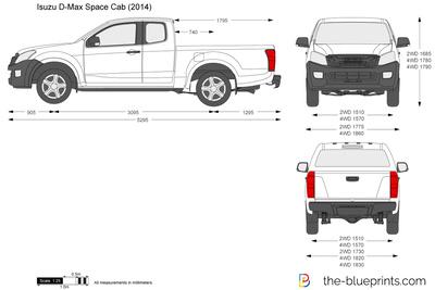Isuzu D-Max Space Cab (2014)