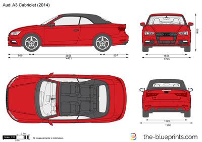 Audi A3 Cabriolet (2014)
