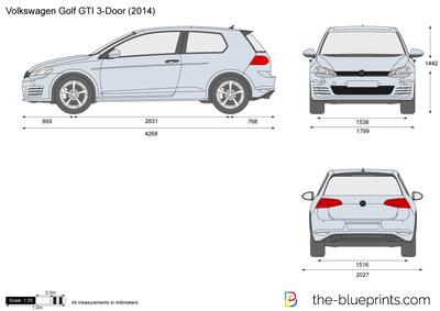 Volkswagen Golf GTI VII 3-Door