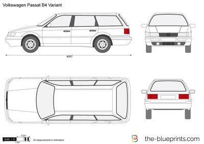 Volkswagen Passat B4 Variant