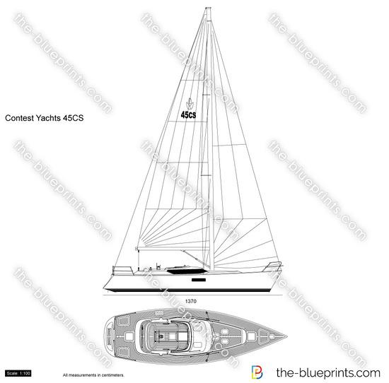 Contest Yachts 45CS