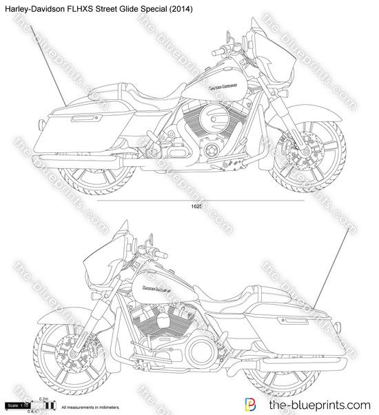 Harley-Davidson FLHXS Street Glide Special