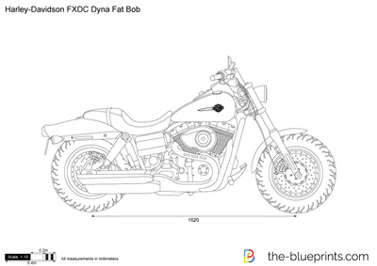 Harley-Davidson FXDC Dyna Fat Bob