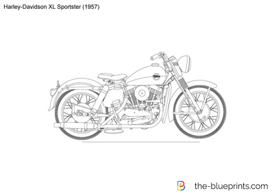 Harley-Davidson XL Sportster