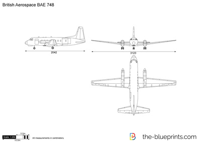 British Aerospace BAe 748