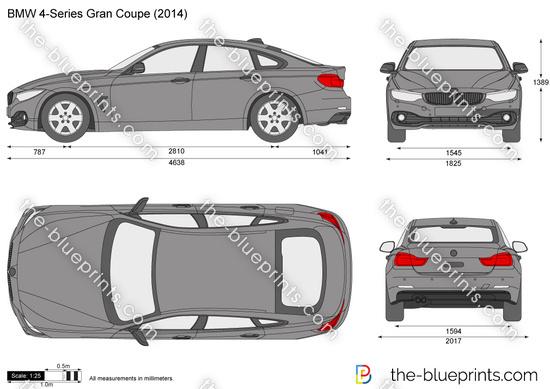 BMW 4-Series Gran Coupe F36