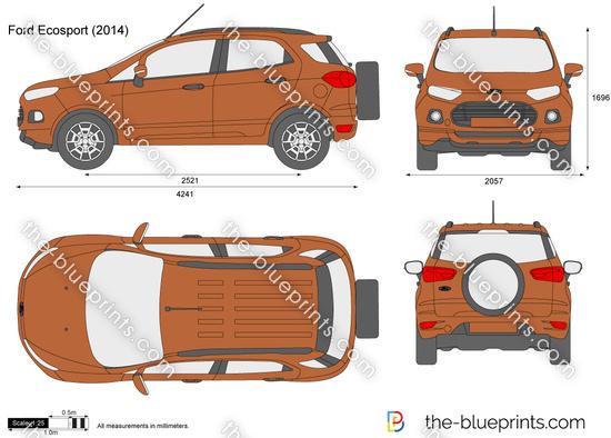 Galerry 2014 ford ecosport suv