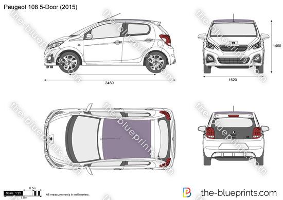 Peugeot 108 5-Door