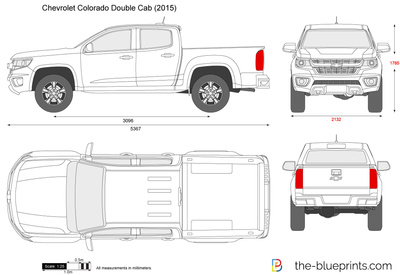 Chevrolet Colorado Double Cab