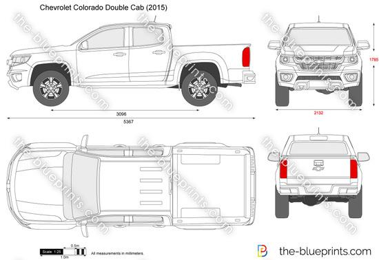 Chevrolet Colorado Double Cab