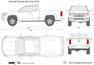 Chevrolet Colorado Short Cab