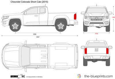 Chevrolet Colorado Short Cab