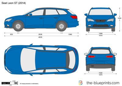SEAT Leon ST (2014)
