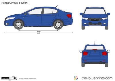 Honda City Mk. 5