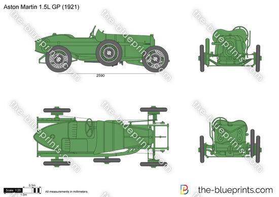 Aston Martin 1.5L GP