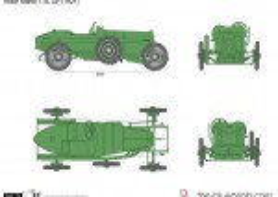 Aston Martin 1.5L GP (1921)