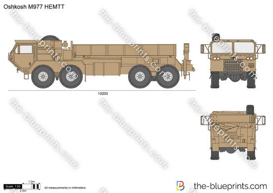 Oshkosh M977 HEMTT