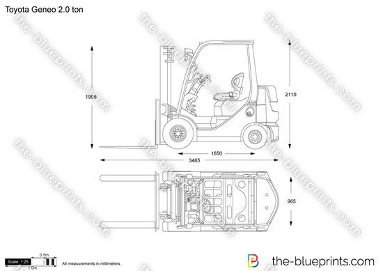 Toyota Geneo 2.0 ton