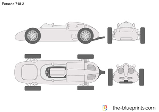 Porsche 718-2
