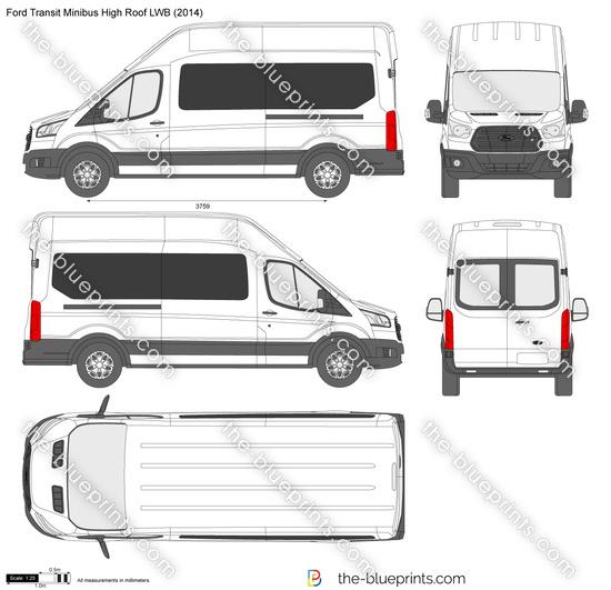 Ford Transit Minibus High Roof LWB