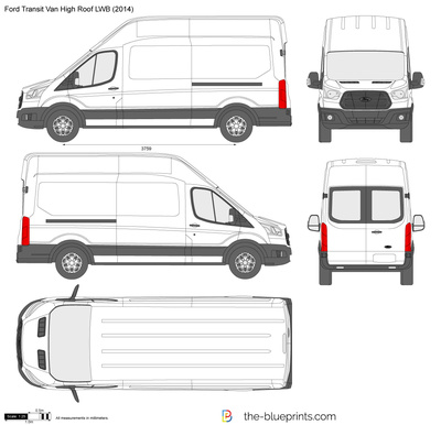 Ford Transit Van High Roof LWB