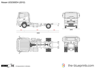 Nissan UD2300DH