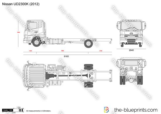 Nissan UD2300K