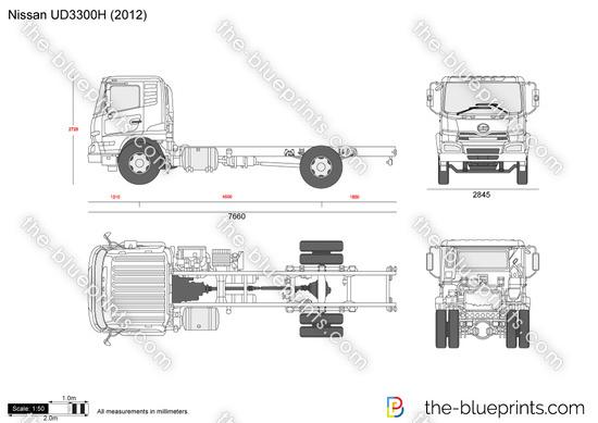 Nissan UD3300H