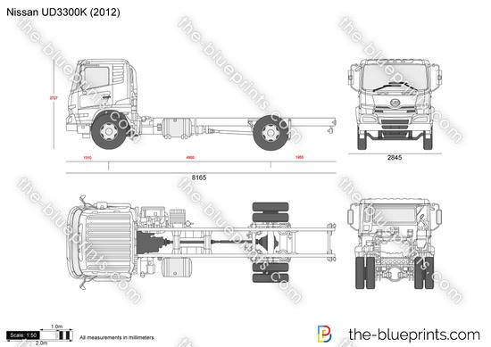 Nissan UD3300K
